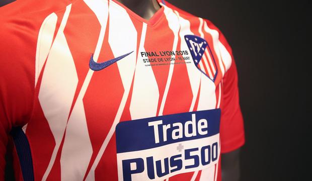 Atleti camiseta final Europa League