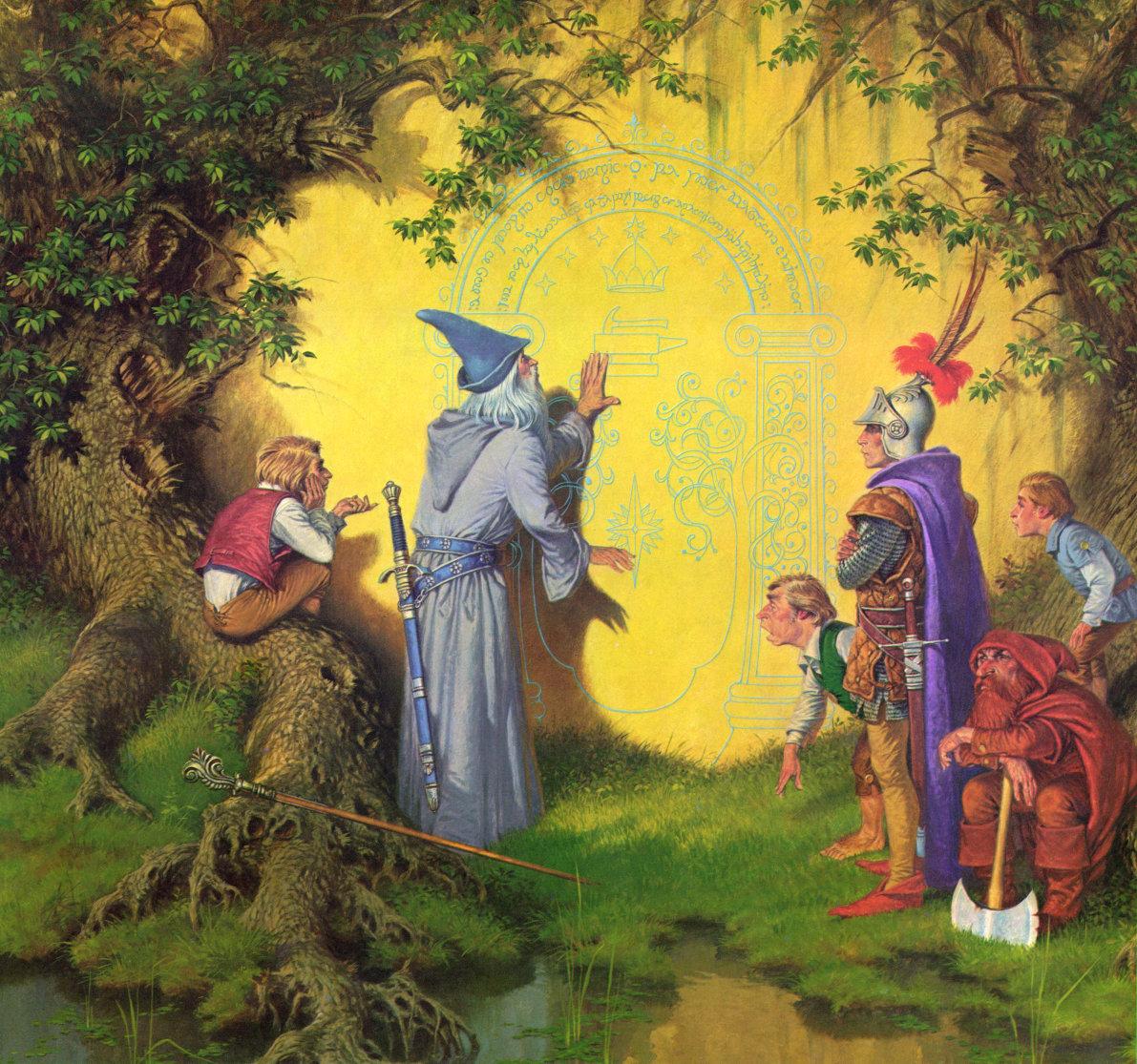 Lotr Fall Wallpaper Rolozo Tolkien