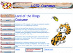 The Lord of the Rings Costumes