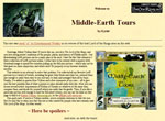 \[ Middle Earth Tours \]