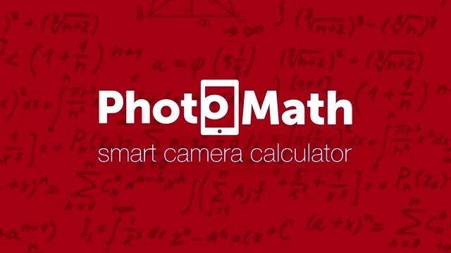 Видео: камера калькулятор решает задачи на бумаге (PhotoMath)