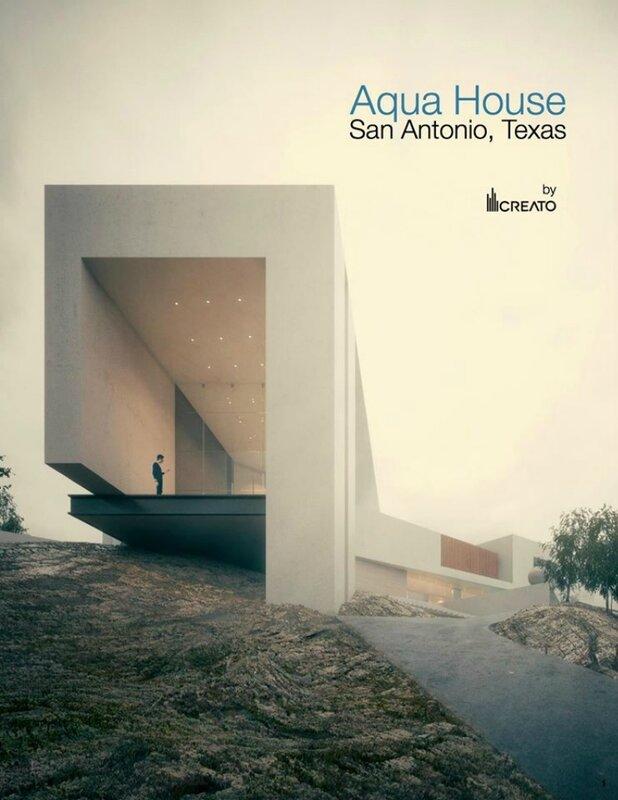 Волшебное место! Техасский домик в горах студии Creato Arquitectos