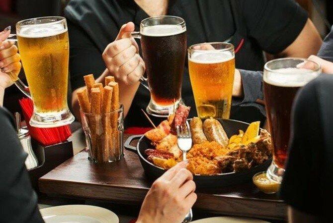 Какие алкогольные напитки лучше не смешивать