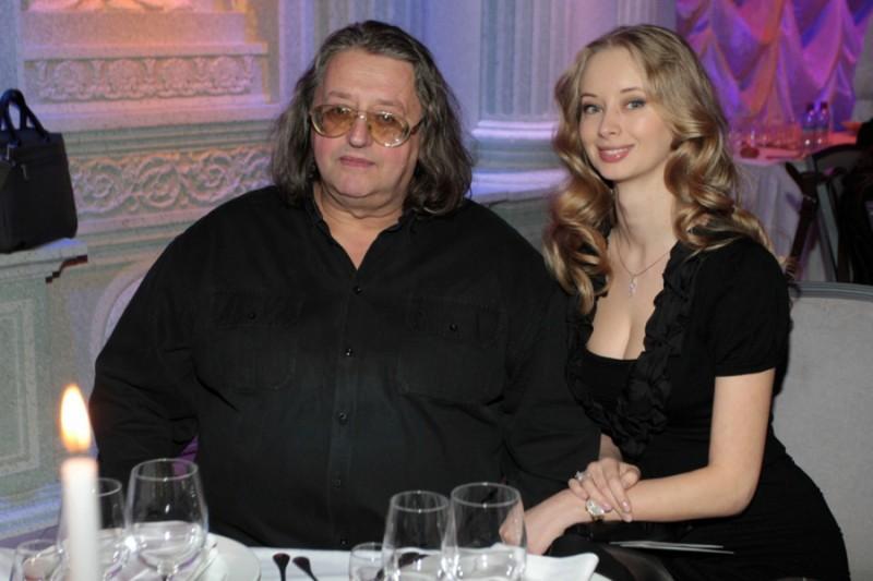 Александр Градский и Марина Коташенко - разница в возрасте 32 года