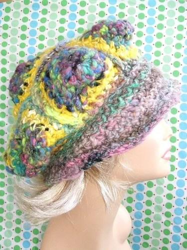оригинальная идея для шапки