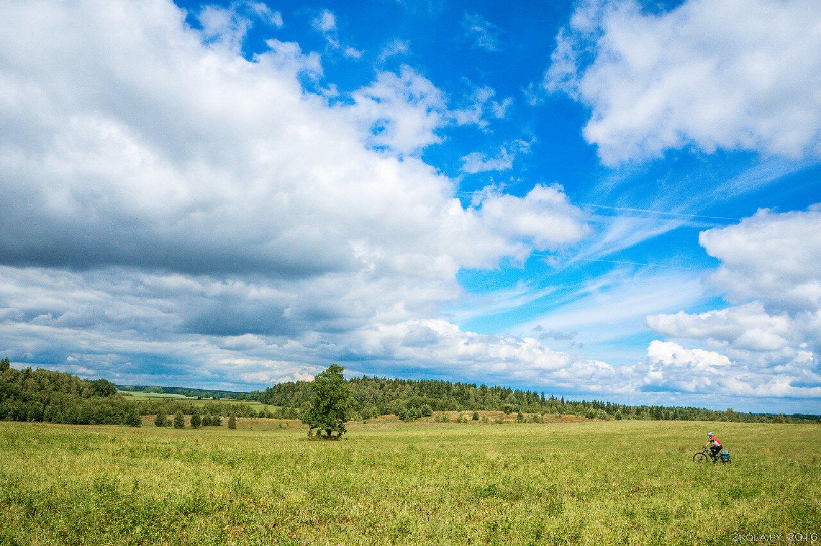 Наивысшая точка Ошмянского района