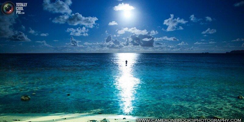 Гавайские острова на снимках Кэмерона Брукса