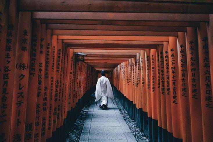 Храм Фусими Инари-тайша