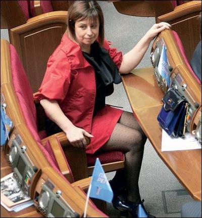 Як депутатки ВР зваблюють колег