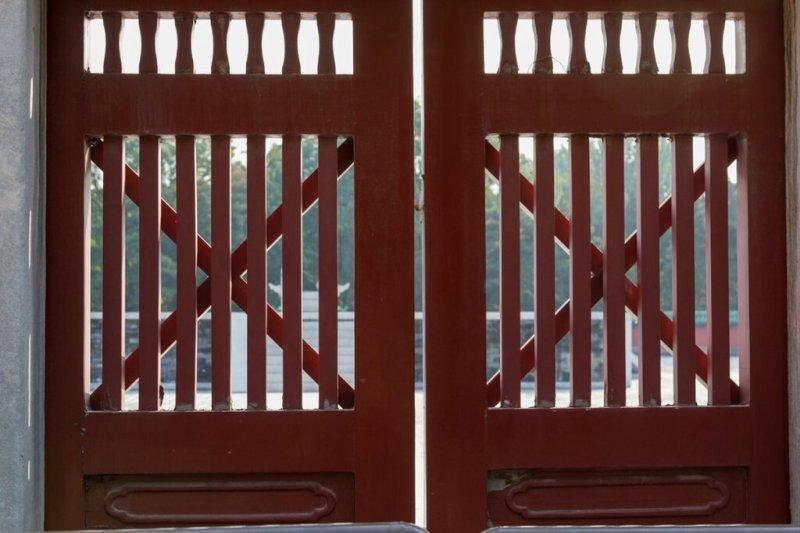 Решетка ворот, Алтарь Солнца, Житань, Пекин