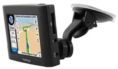 GPS GeoVision 350