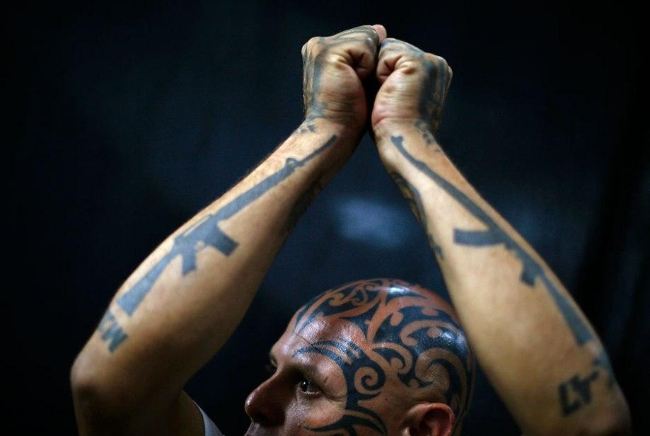 В Венесуэле прошло крупнейшее в мире тату шоу