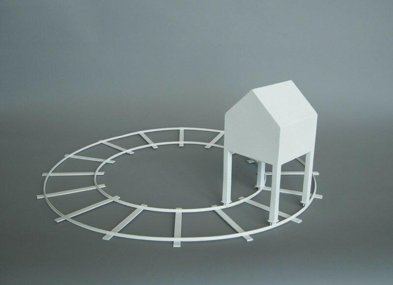 Архитектурный проект «Разрушенные дома», автор Майкл Джентцен