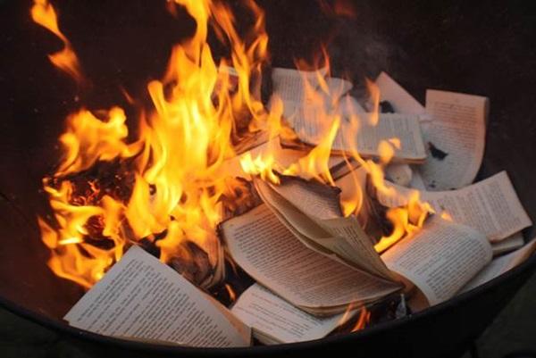 Цензурная история мировой литературы