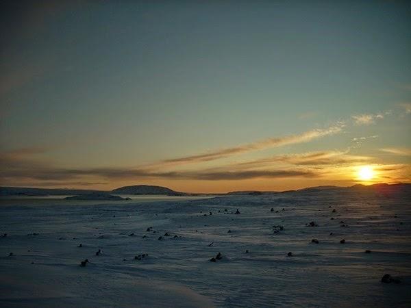 Исландия, рай на земле и северное сеяние
