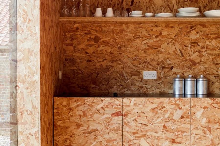 Muebles ideas soluciones El uso del OSB en interiores  Forestal Maderero