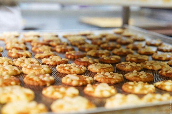 Слодыч: как делают печенье