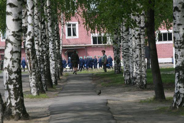 Владимирский централ (фото)