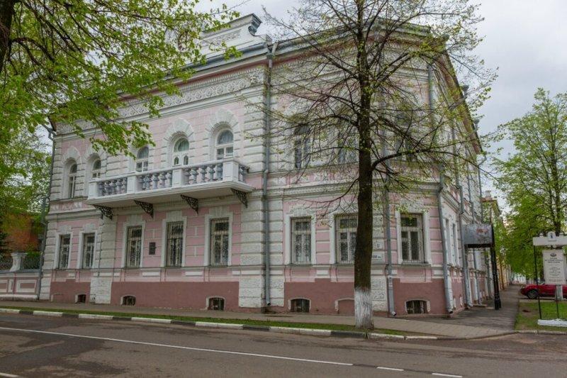 Дом купца Кузнецова, Музей истории города Ярославля