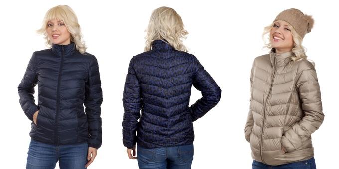 Стильные женские куртки