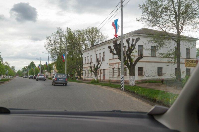Старый дом на Советской улице, Переславль-Залесский