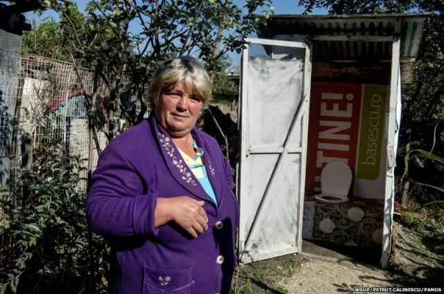 Как ходят в туалет женщины в разных странах мира