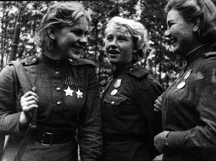 Интересные факты о «грозе фашистов» Розе Шаниной