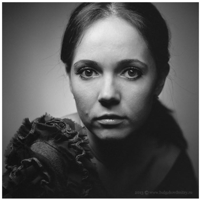 Дмитрий Булгаков. Меня выбрал портрет.