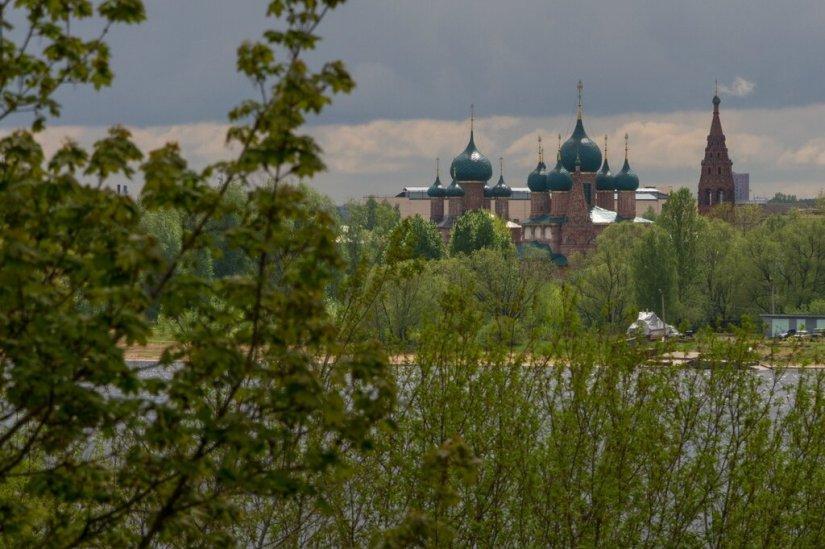 Церковный комплекс в Коровниках, Ярославль