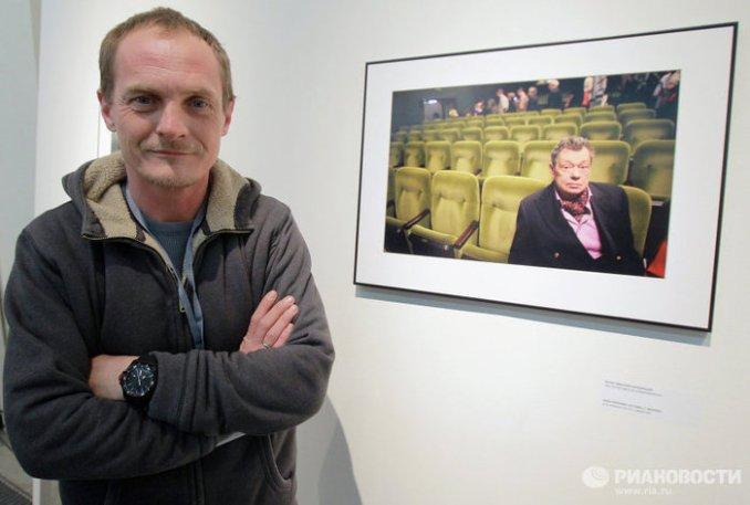 Открытие фотовыставки Best of Russia