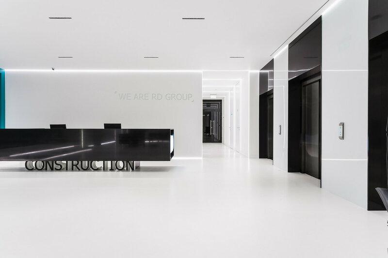 Офис RD Construction в Москве от IND Architects