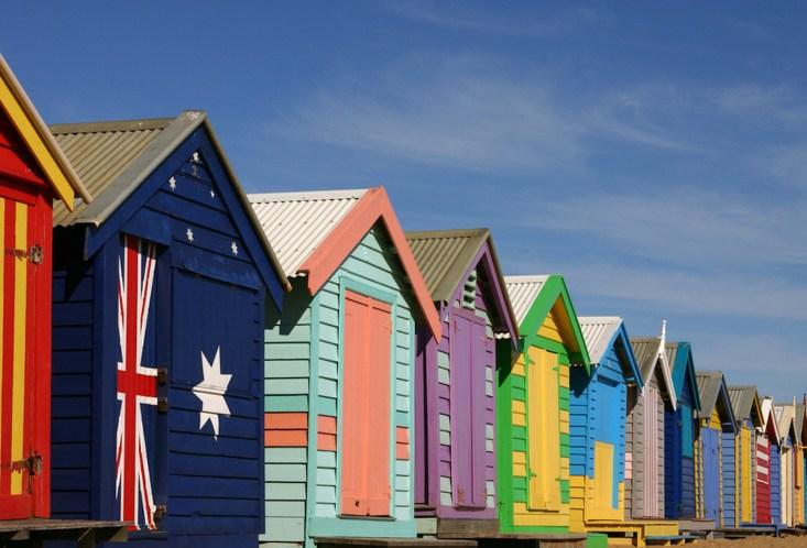 Brighton Beach, Melbourne, Australia