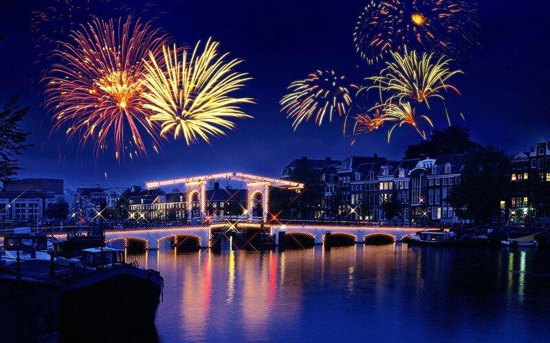 Как отмечают Новый год в разных странах мира