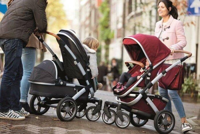 Детская коляска для прогулки: как выбрать, на что обратить внимание