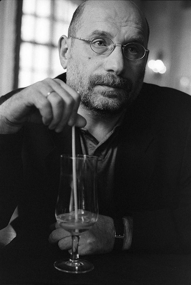 Борис Акунин, Москва, 2001 год.