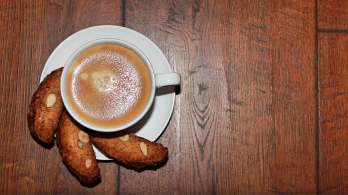 Кантуччи, самые-самые итальянские сухарики