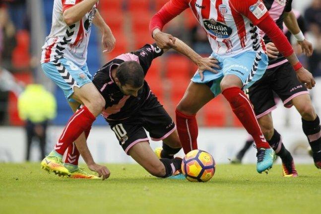 Lugo vs Rayo