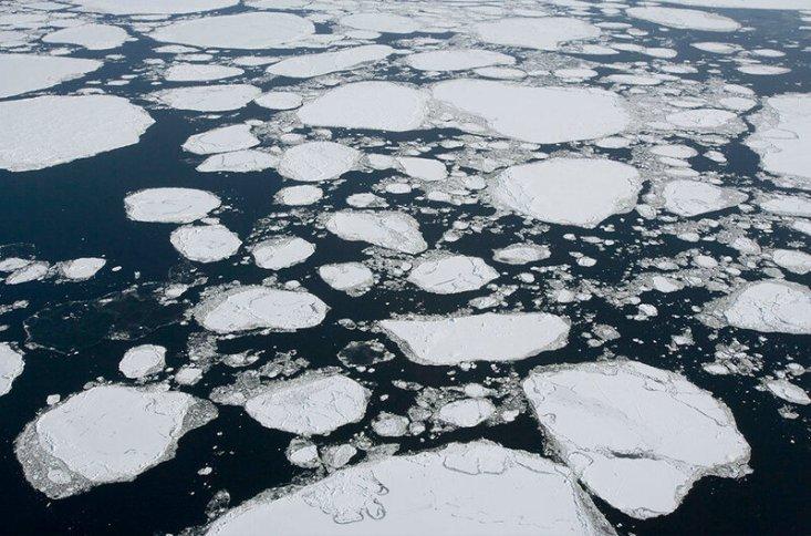 Ледники Белого моря. Архангельская область