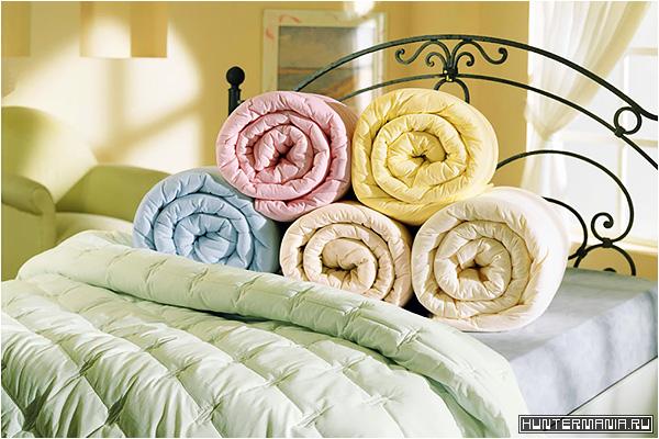 Где выбрать подходящее одеяло?