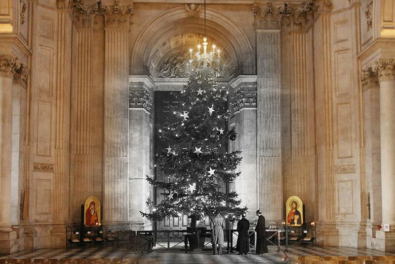 Фотограф Питер Макдермид: Рождество через призму