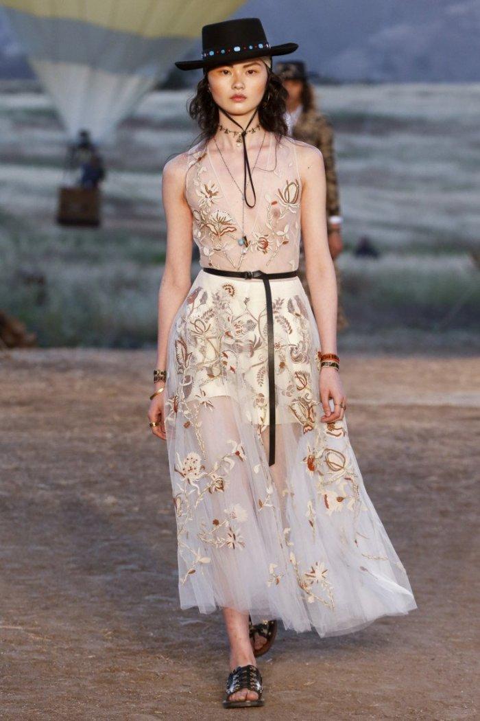 Курортная коллекция 2018 Christian Dior
