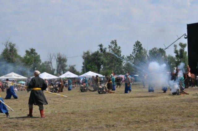 Артиллерия казацкого войска Запорожского