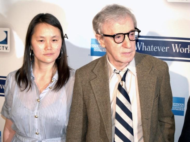 Вуди Аллен и Сун-И Превин - разница в возрасте 35 лет