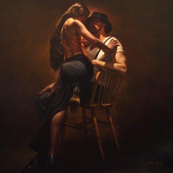 Играем в любовь. Как вернуть былую страсть за семь дней