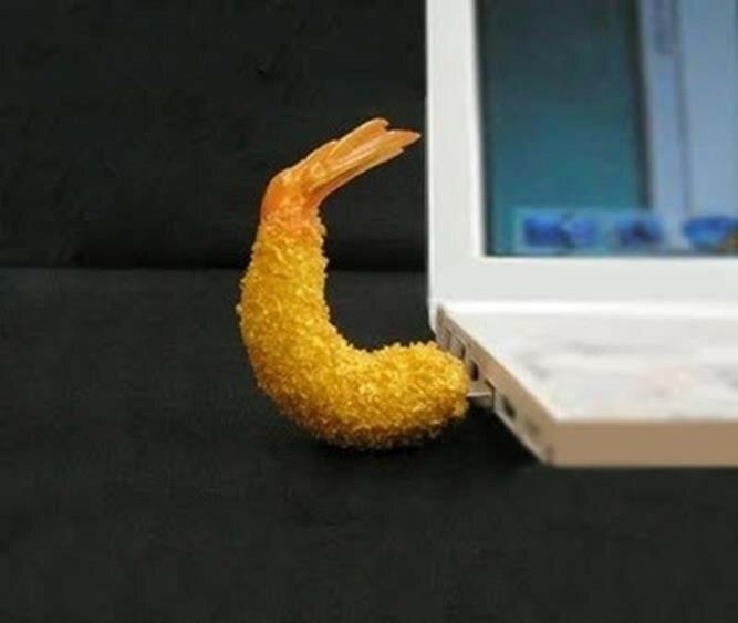 Фото: Самые креативные флешки для вашего компьютера