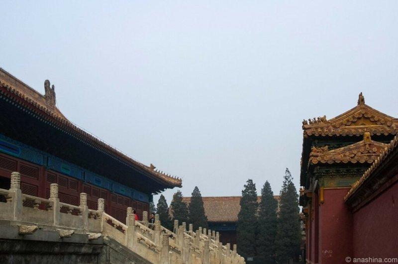 Храм Предков, Храм Императорских Предков, Пекин