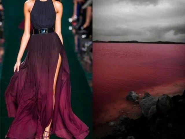 Сайт Лилии Худяковой: 20 платьев, срисованных с природы