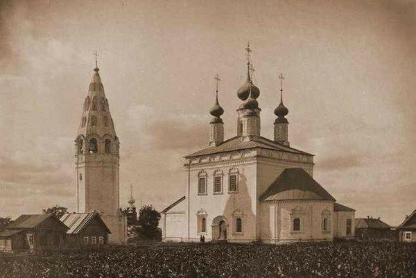 Самые старые города на территории России