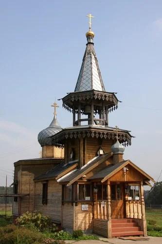 Храм в Артемово