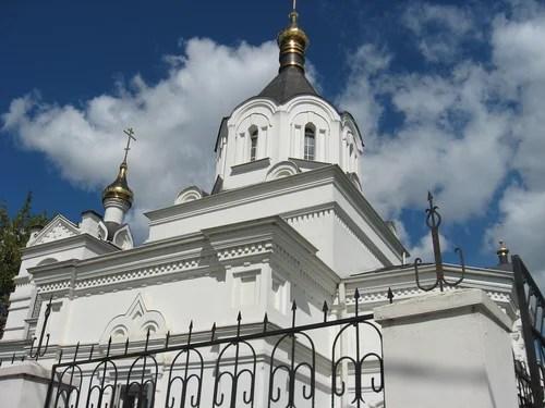 новостройке церковь александра невского звенигород поликлиники Дзержинского